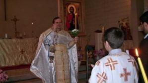 Preotul cu doctorat în California
