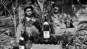 Băutura în vremea războiului. Ce şi cum beau soldaţii?
