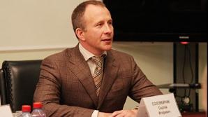 Sergey Soloveychik, preşedintele Federaţiei Europene de Judo, la OAMENII REALITĂȚII