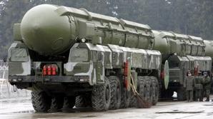 Rusia aminteşte Occidentului că este o putere nucleară