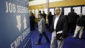Puţine locuri de muncă în economia SUA