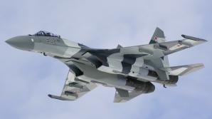 <p>Avion SU-35</p>