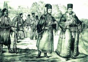 Theodor (Tudor) Vladimirescu, de la naştere la jurământ