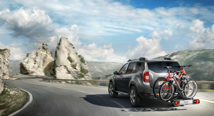 Dacia DUSTER: Cum arată noua versiune Duster pentru piaţa din Marea Britanie
