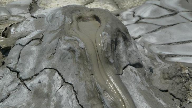 Tragedia în Sicilia, după erupția unui vulcan noroios