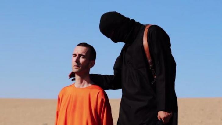 Execuţii în şir ale Statului isamic (SI)
