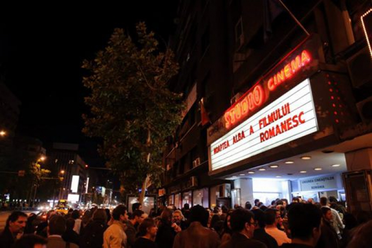 Noaptea Albă a Filmului Românesc, pe 19 septembrie, în Bucureşti şi Cluj-Napoca