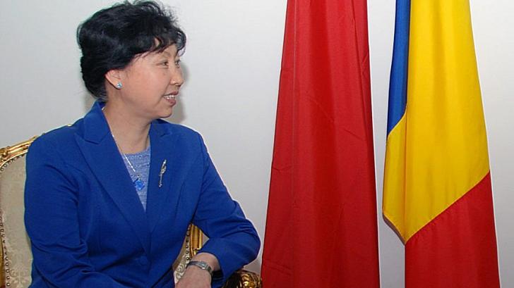 Ambasadoarea Chinei: Vaporul prieteniei noastre a înfruntat vântul şi valul şi merge neted înainte