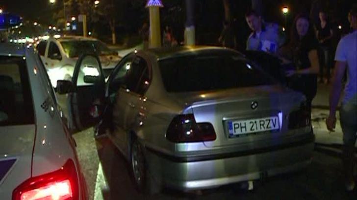 Scandal în centrul municipiului Constanţa