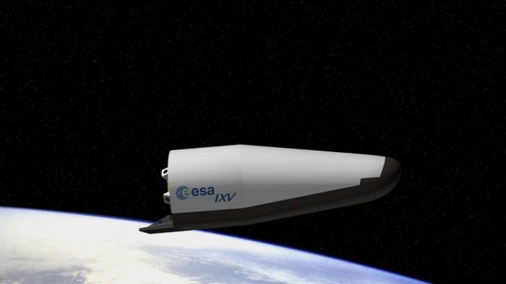 Europenii construiesc primul AVION SPAŢIAL. Va zbura cu 7,5 km/secundă!