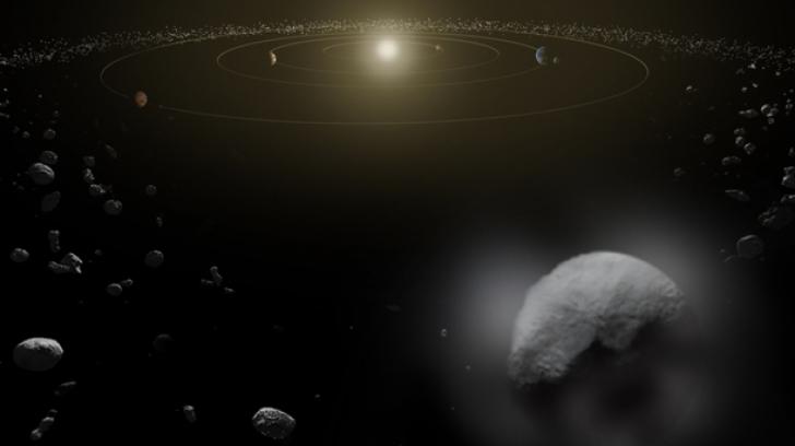 O lume extraterestră în sistemul nostru solar! Planeta care ar putea găzdui forme de viaţă
