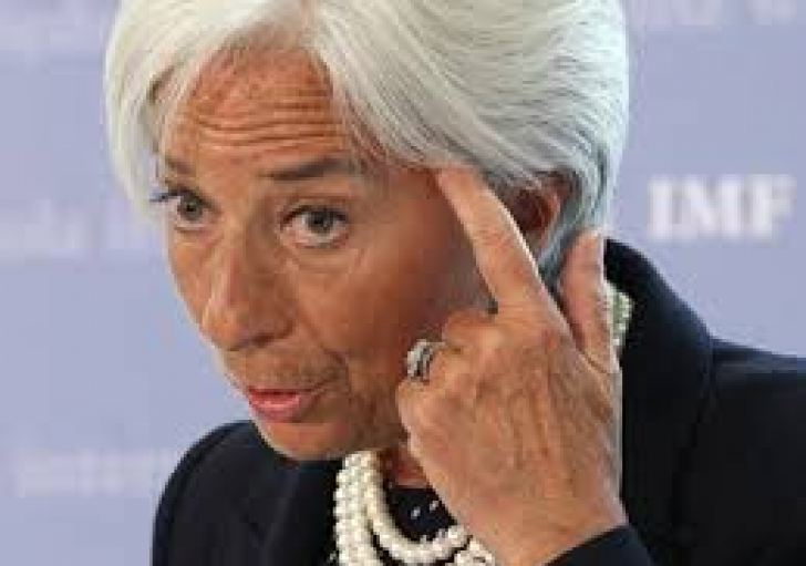 Şefa FMI, Christine Lagarde