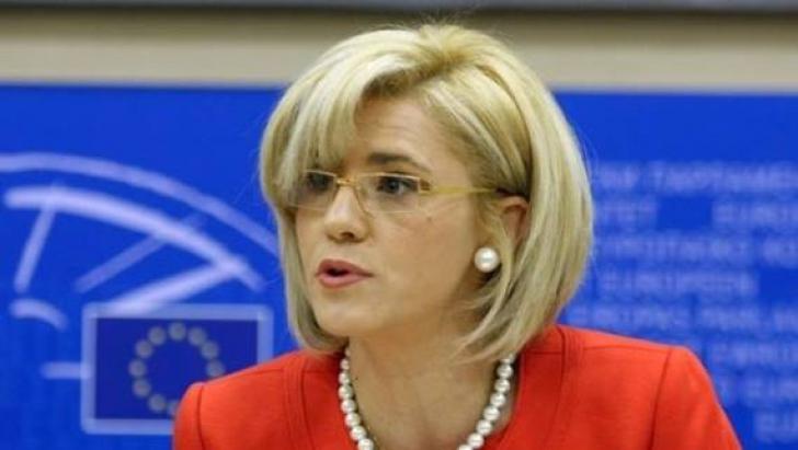 Zgonea: Corina Creţu nu va primi vot în plen, va fi doar audierea din comisii