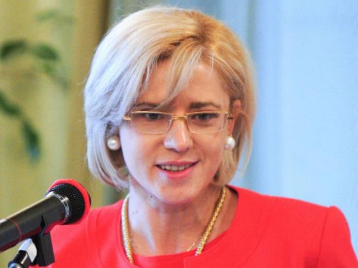 Frunda: Corina Creţu are experienţă pentru a face faţă unui post de comisar european