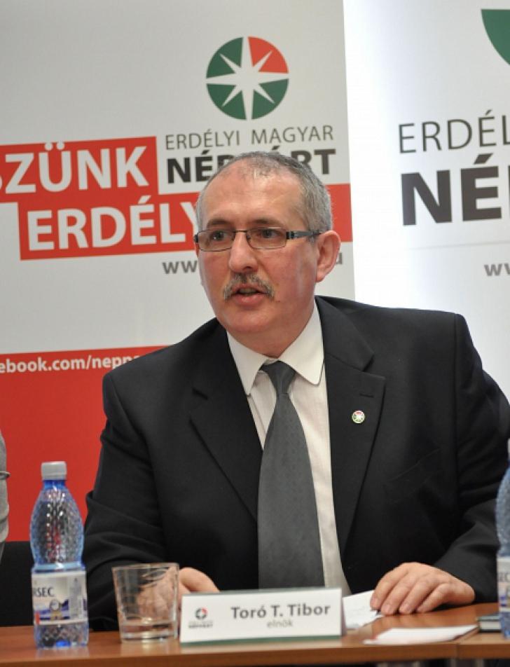 Partidul Popular Maghiar din Transilvania depune marți candidatura lui Szilagyi Zsolt la Președinție