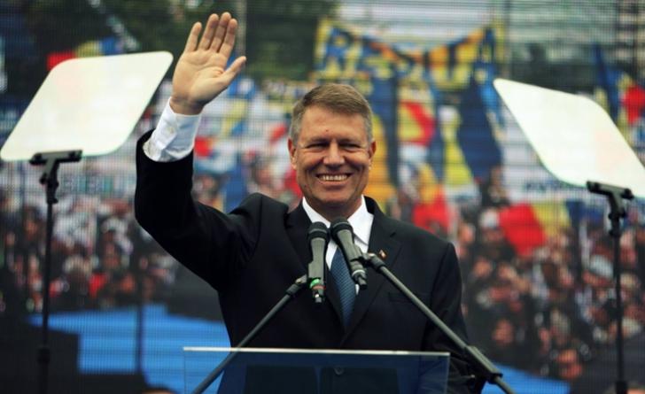 """Klaus Iohannis își prezintă, astăzi, programul """"România lucrului bine făcut"""""""