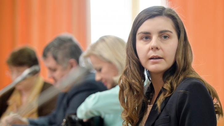 Petrescu, întrebată când vor fi primiţi banii de la KazMunaiGaz: Stăm extrem de bine la venituri