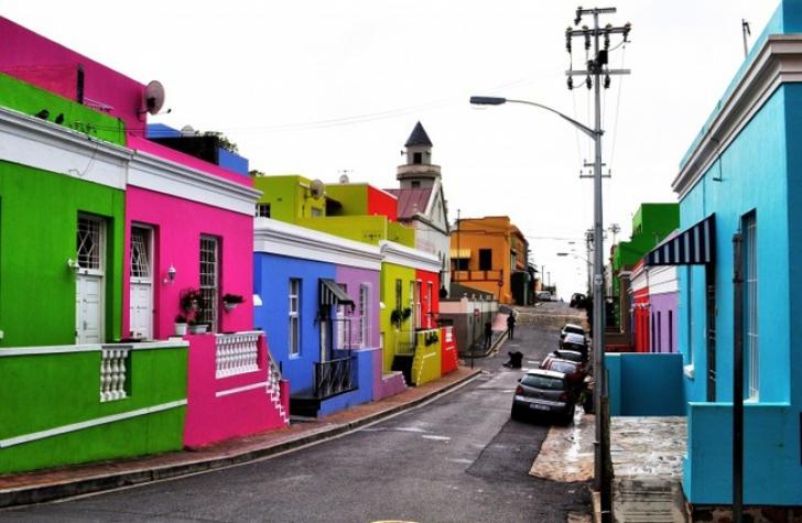 Bo-Kaap, Cape Town, Africa de Sud