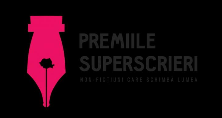 Premiile Superscrieri, ediția a IV-a – să spunem BRAVO autorilor-erou