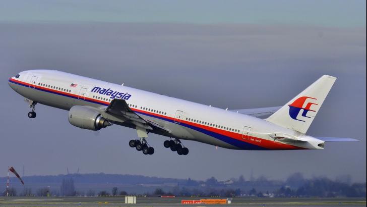 Avionul malaysian dispărut din martie probabil a fost doborât de SUA de teama unui atentat