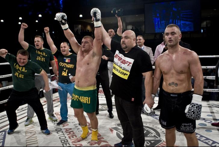Cătălin Moroşanu s-a calificat în finala Superkombat de la Milano