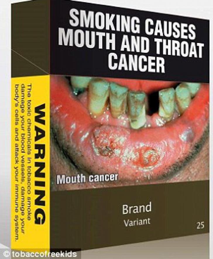 """Ce sunt ţigările """"neutre"""" pe care vor sa le introducă francezii în lupta contra fumatului"""