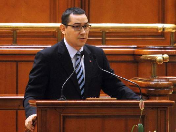 Ponta, despre ridicarea imunităţii foştilor miniştri: Nimeni nu se va opune procedurilor