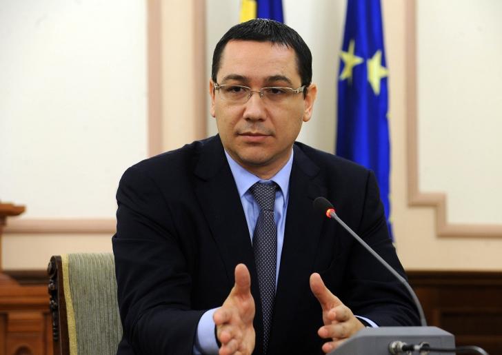 Ponta: Voi discuta cu ministrul Educației despre predarea limbii române la clasele maghiare