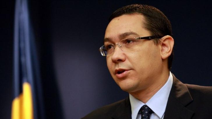 Ponta despre urmărirea penală a unor foști miniștri: Justiția să-și facă datoria