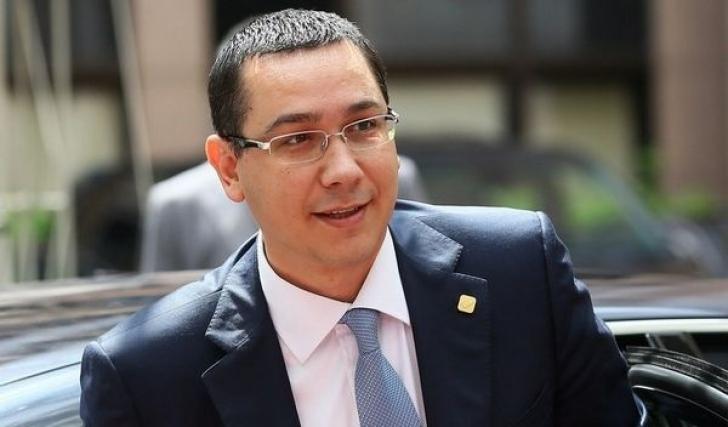 Ponta: În 2018, când aniversăm 100 de ani de la Unire, vom fi uniți și prin infrastructură