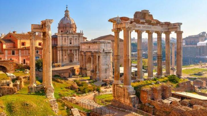 """""""JOGGING TURISTIC"""" pentru a descoperi atracțiile Romei"""