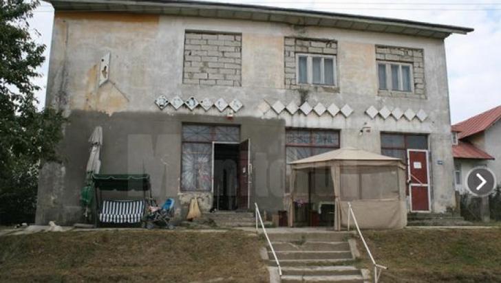 ŞOC - Se întâmplă în România: la etaj e grădiniţă, la parter e crâşma din sat