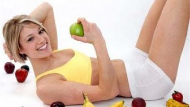 Dietă rapidă: slăbeşti 5 kilograme într-o săptămână