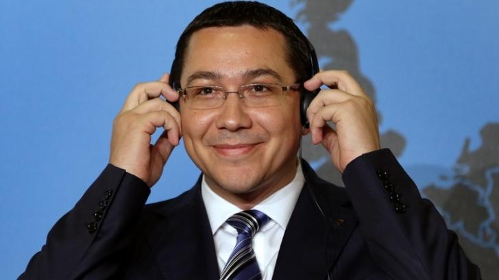 Ponta, întrebat dacă a cerut lista agenţilor sub acoperire: Vreţi să ajung în închisoare? E ilegal!