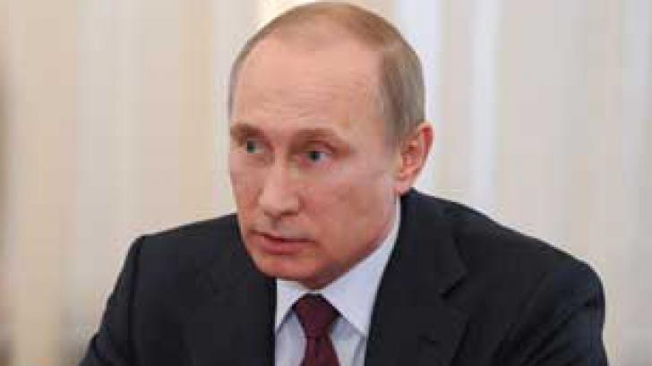 """Gruparea Statul Islamic îl ameninţă pe Putin că-l va """"detrona"""" din cauza susţinerii Damascului"""