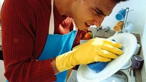 Cum să-l convingi să spele vasele