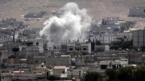 Bătălia din orașul sirian Kobane