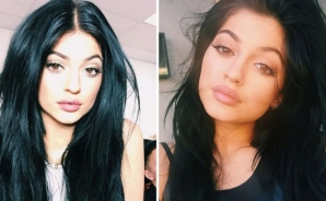 Kylie Jenner a exagerat: cât de mult şi-a mărit buzele cu acid hialuronic