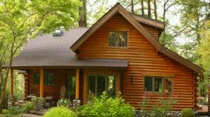 Avantaje ale caselor de lemn
