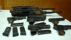 Costel Corduneanu, reținut într-un dosar de trafic ilegal de arme