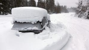 Vreme extremă în Bulgaria
