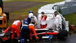 Lumea Formulei 1 tremură: Starea copilului meu este foarte gravă