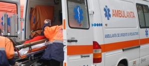 ACCIDENT CUMPLIT în judeţul Cluj. A făcut INFARCT la volan