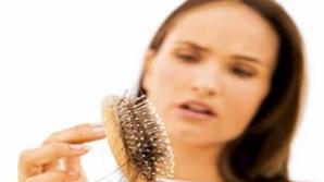 Căderea părului, oprită de alimentaţie