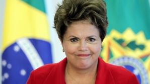 DILMA ROUSSEFF, realeasă preşedinte al Braziliei. Luptătoarea de gherilă tranformată în politician