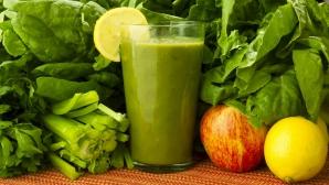 FORMULA PERFECTĂ pentru un SMOOTHIE verde şi sănătos