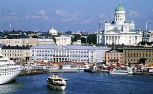 Finlanda, o economie bazată pe Nokia şi industria hârtiei