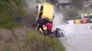 ACCIDENT SPECTACULOS, în Italia