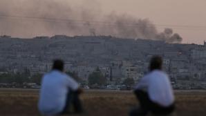 Lupte violente între kurzii din Kobane şi militanţii Statului Islamic s-au purtat în ultimele săptămâni