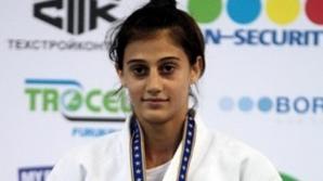Larisa Florian, VICECAMPIOANĂ de juniori la JUDO